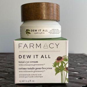 Farmacy Dew It All Total Eye Cream - 15ml